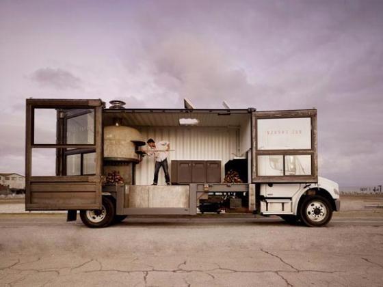 Shipping Container Pizza Truck: Del Popolo, Ships Container, Foodtruck, Sanfrancisco, Pizza Trucks, Food Trucks, San Francisco, Pizza Ovens, Delpopolo