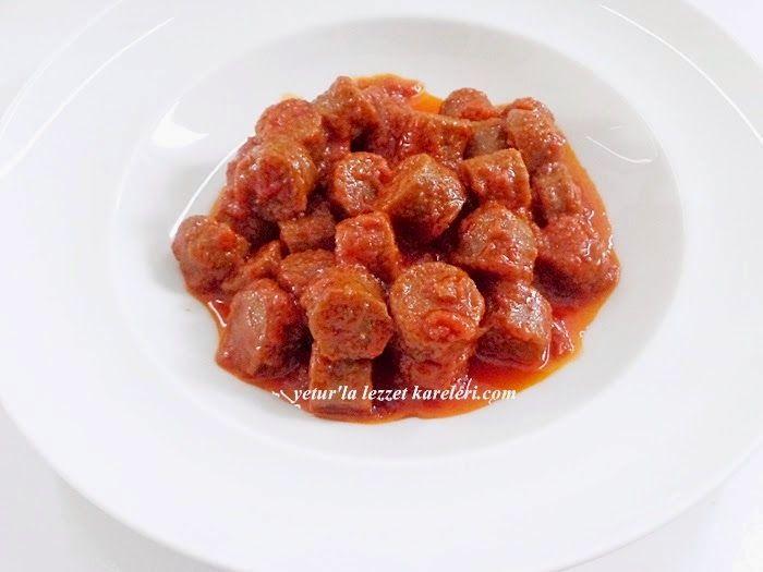Yetur'la lezzet kareleri.com: ev yapımı lezzetler