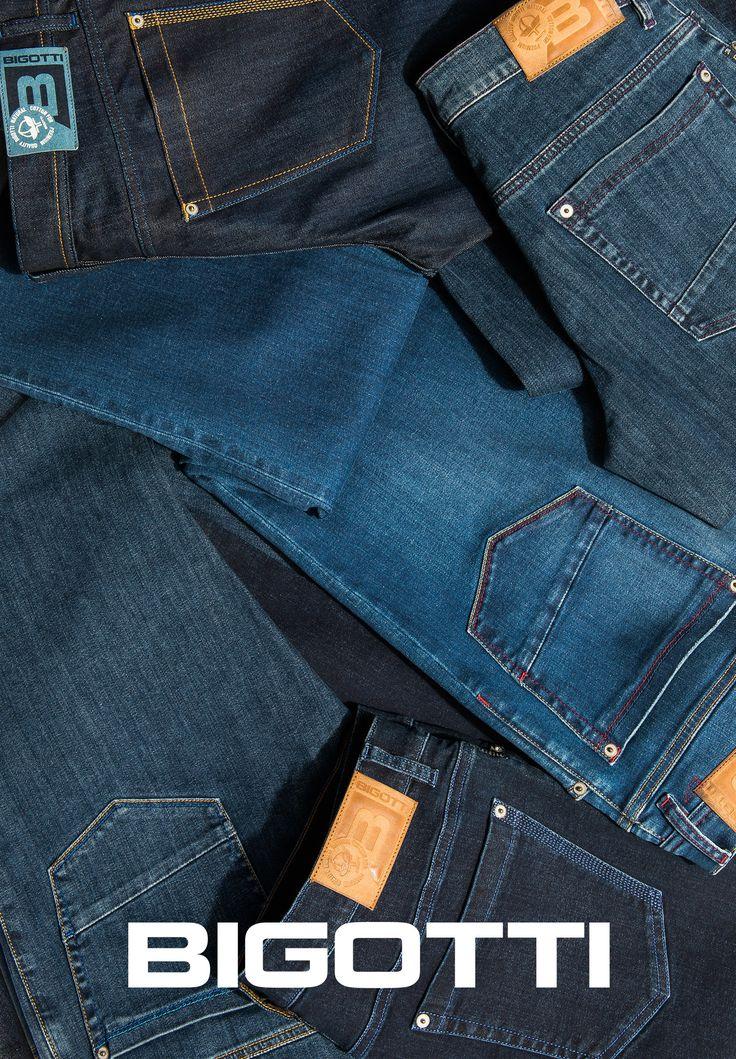 From #indigo to #light #shades of #blue, #jeans are a #menswear #staple, regardless of the #season. www.bigotti.ro #Bigottiromania #moda #blugi #barbati #mensfashion #mensclothing #mensstyle #follow