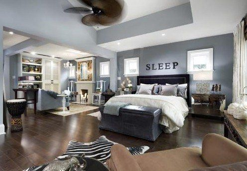 Candice Olson tackles a redesign of a master bedroom #lampsplus  #mystyle