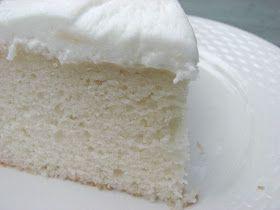 Heidi Bakes: My now favorite White Cake recipe