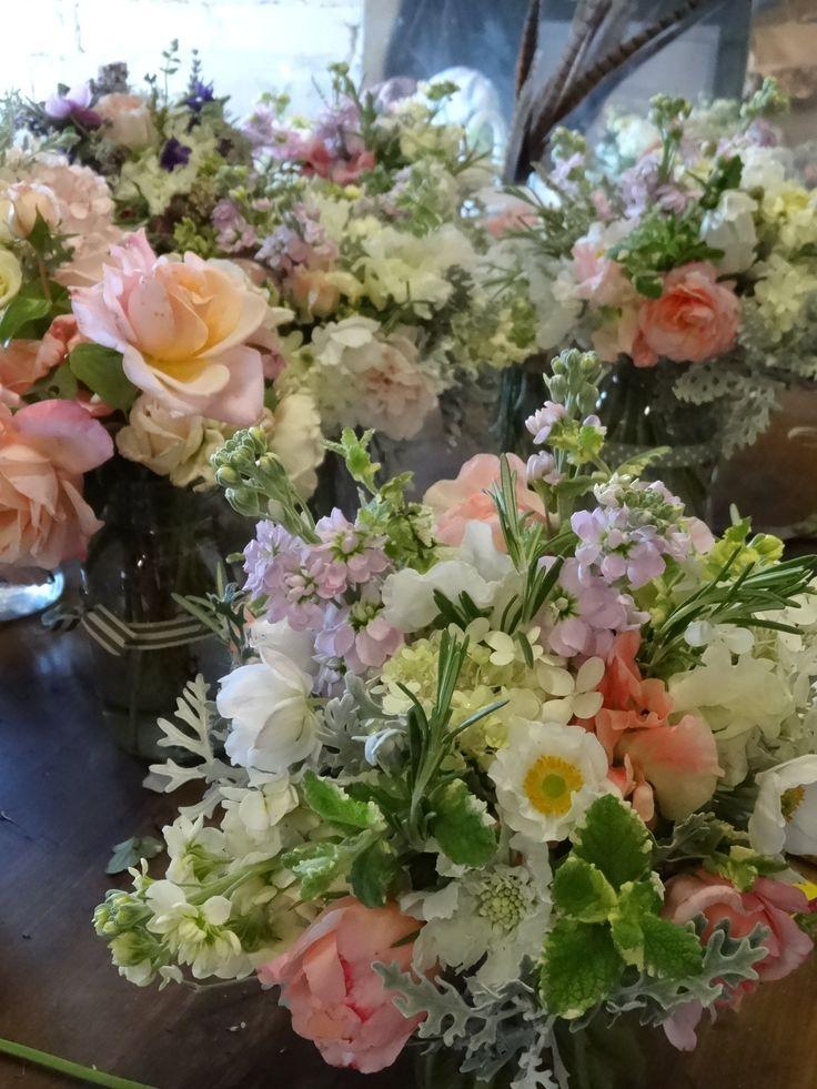 Late Summer Wedding Flowers By Catkin