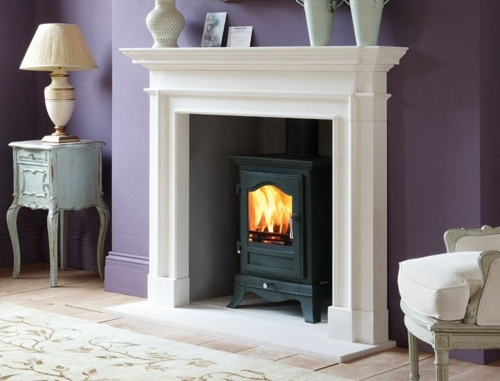 Wood burning stove that looks like a fireplace - 23 Best Stoves Images On Pinterest