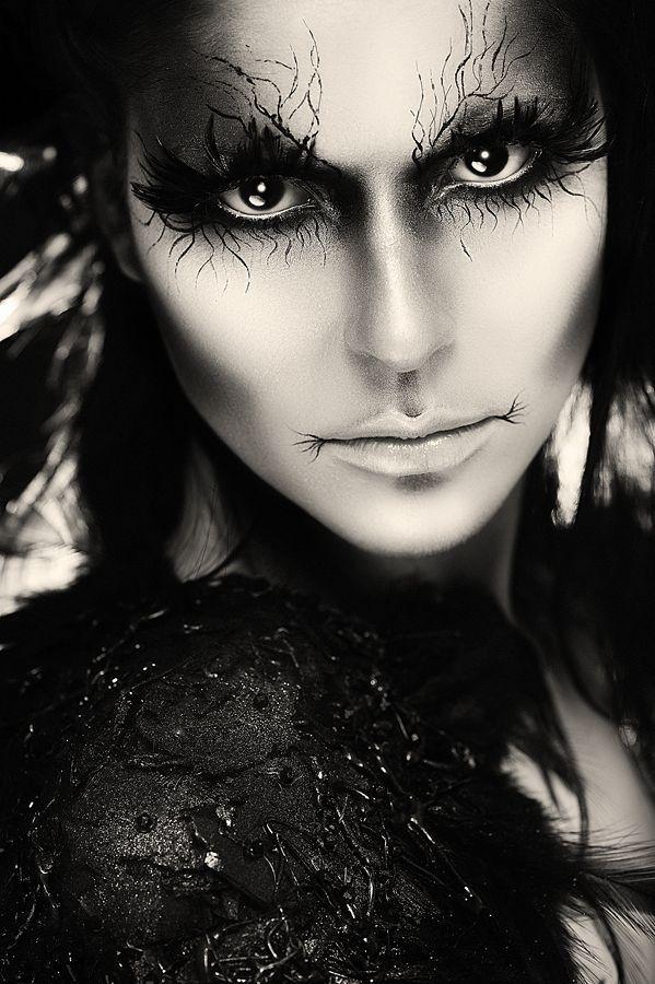 226 best Halloween Makeup images on Pinterest   Halloween makeup ...