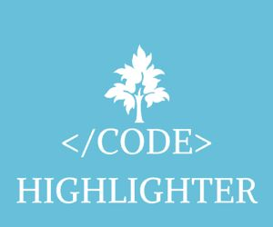 How to add syntax highlighter in blogger. The code Highlighter tool is the best tool for those bloggers who often posting tutorials on his blog. At this present time Most Blogspot users often share HTML, CSS or JavaScript codes with their audience using Blockquotes.