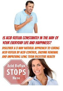 Stans Health Blog: Natural Acid Reflux Treatment