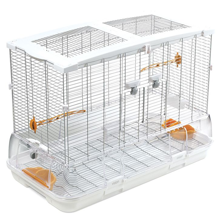 The perfect blend of design and function, Large Vision Pet Bird Cages meet the needs of both you and your pet bird.