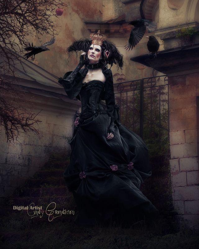 Dark Queen by =Dezzan on deviantART