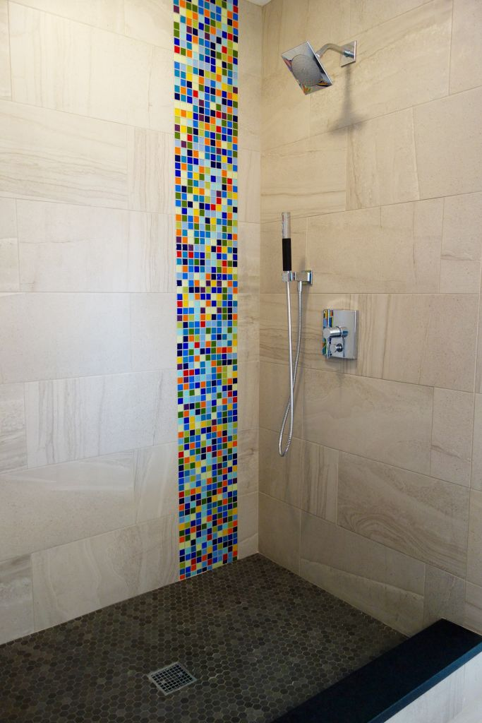 Check Out How These Glass Tile Additions Can Get You The Most Bang For Your  Buck In Your Next Bathroom Remodeling Project!