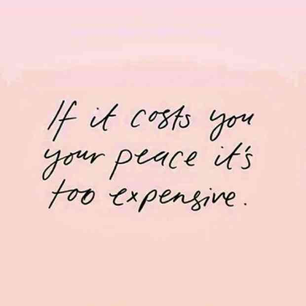 Peace Quote | 22 Tough Love Quotes To Get You Through Nasty Friend Drama Quotes