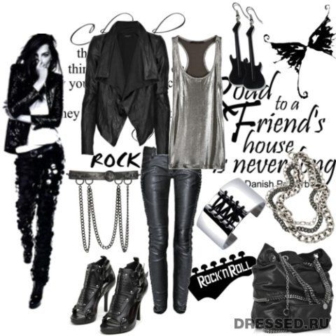 Las etiquetas más populares para esta imagen incluyen: rock style, leather, black, glam rock style y fashion