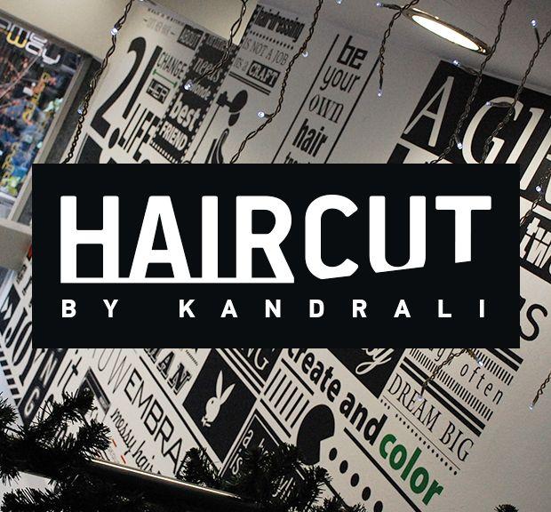 Haircut by Kandrali