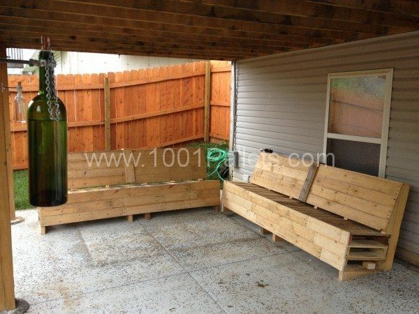 image12 600x450 Patio sofas in pallet furniture  with Sofa patio Pallets  FINALLY INSTRUCTIONS NOT JUST PICTURES