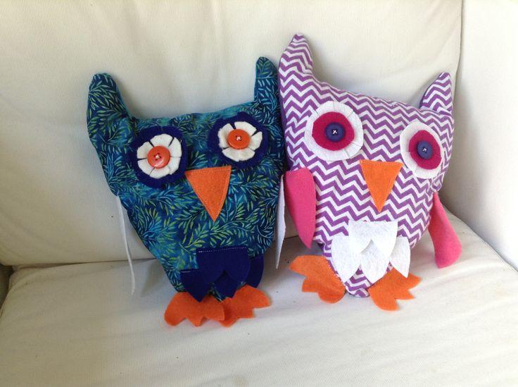 Diy sewing craft for teens and tweens diy owl pillows w for Sewing crafts for teens