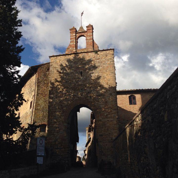 Semifonte è nel comune di Barberino Val d'Elsa, Toscana, Italia