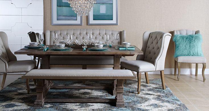 Les 8 meilleures images à propos de Dining room tables sur Pinterest