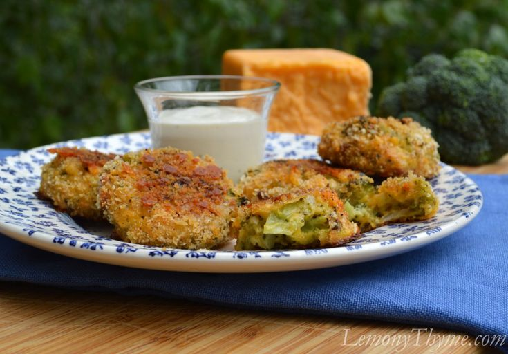 ... panko to make these Baked Broccoli Bacon Cheddar Bites gluten free