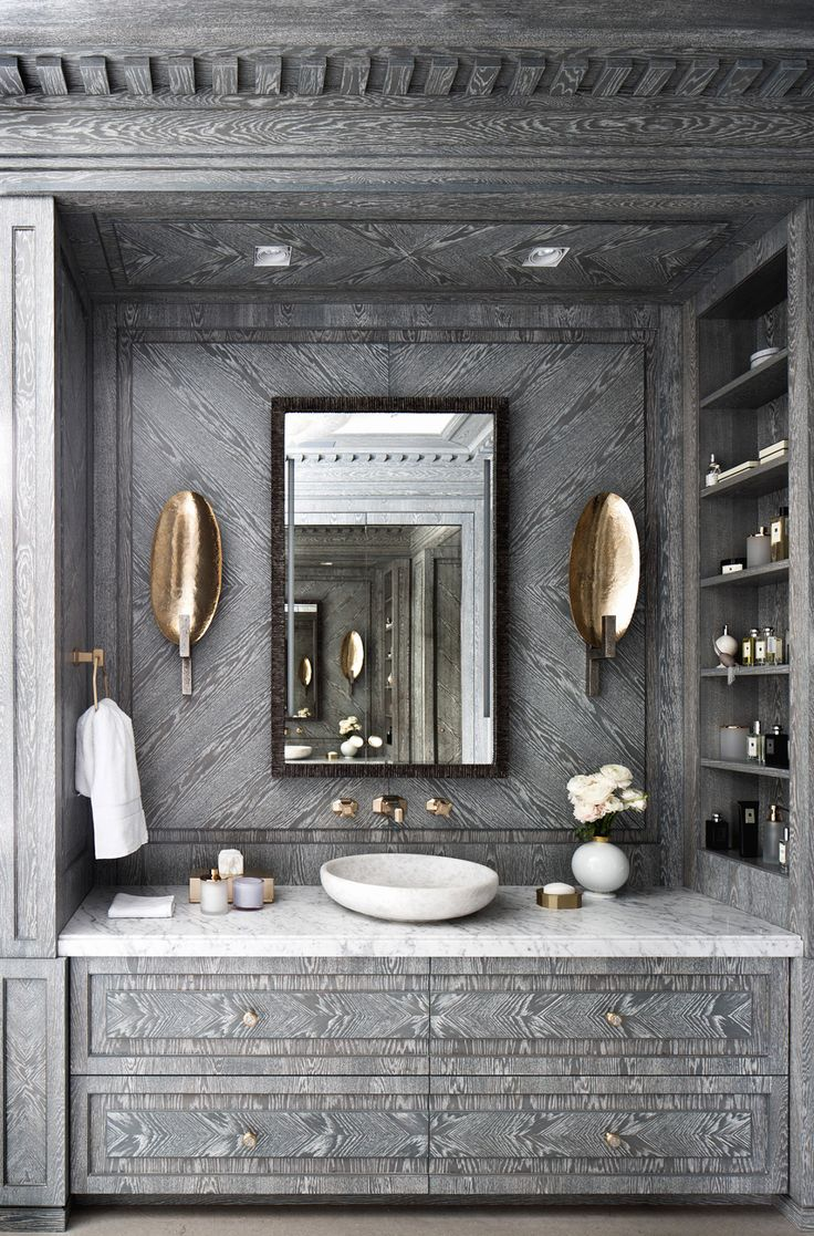 for those who love swoon-worthy interiors with a modern glam POV