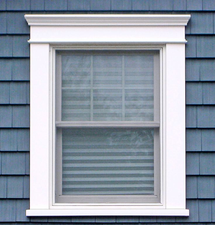 Best 25 vinyl window trim ideas on pinterest diy for Contemporary exterior window trim