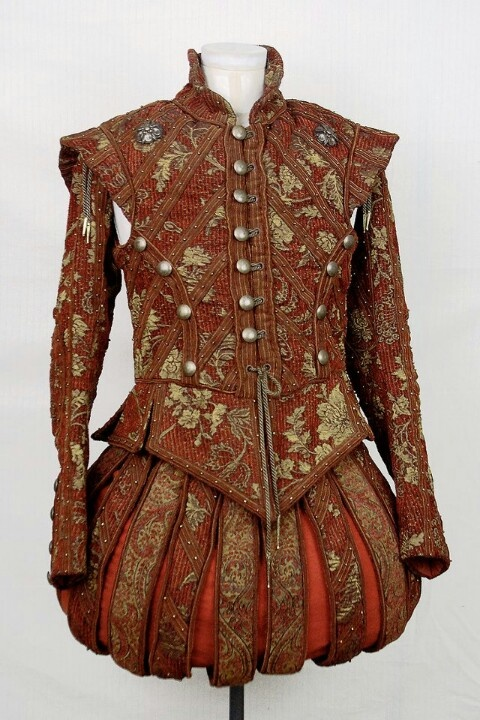 Men 39 S Fashion 1400 To 1500 English Fashion Pre 1600