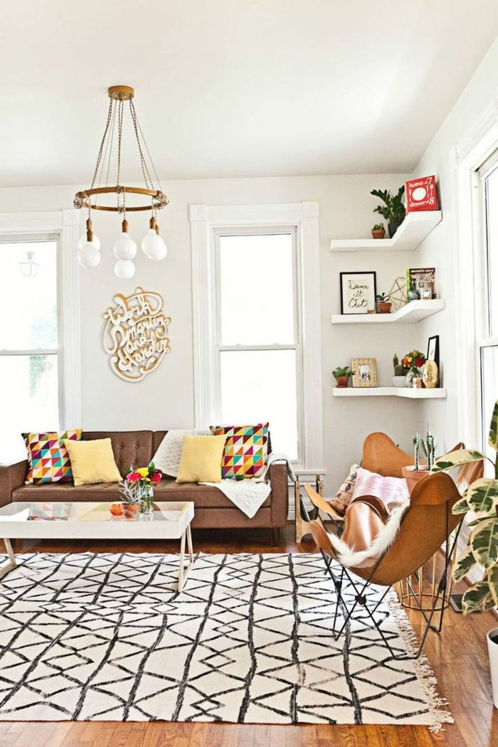 11 besten Wandfarbe VIOLETT-LILA Bilder auf Pinterest Farben - wohnzimmer ideen rot grau