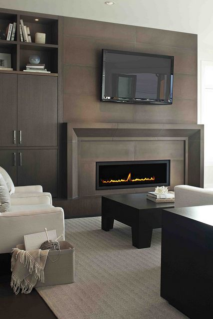 it can take up to a wide fireplace insert and is perfect for those situation where a fireplace kicks out a lot of heat