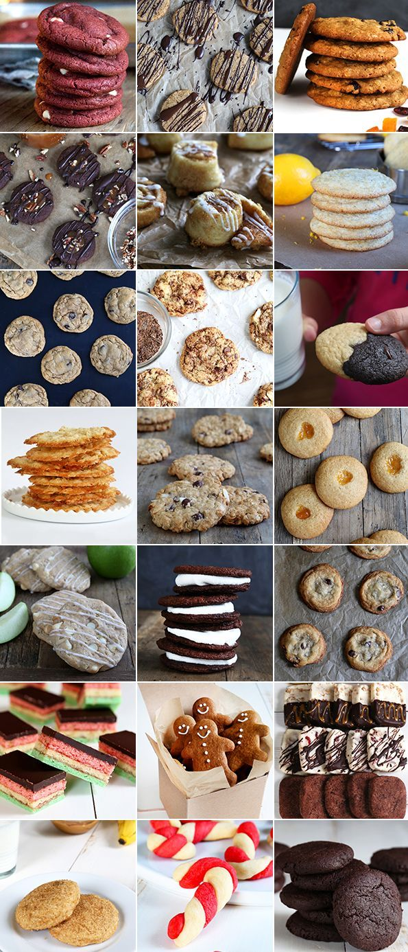 Get these 21 tested recipes for the very best gluten free Christmas cookies, 2014 edition. Something for everyone!
