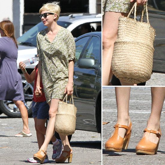 michelle williams street style summer - Google Search