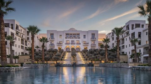 Four Seasons Hotel Tunis Opens in Tunisia | Luxury Travel Advisor #traveladvisor