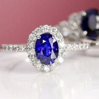 ロイヤルブルーサファイア1.04ct ダイヤモンド プラチナ リング(指輪) royal blue sapphire   http://www.rejou.jp/?pid=97472708