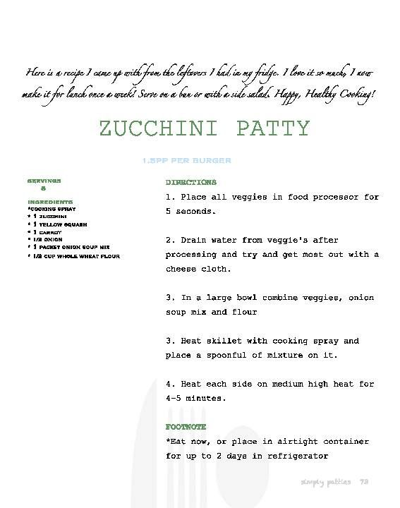 Simply Weight Watchers Recipes   Book Preview