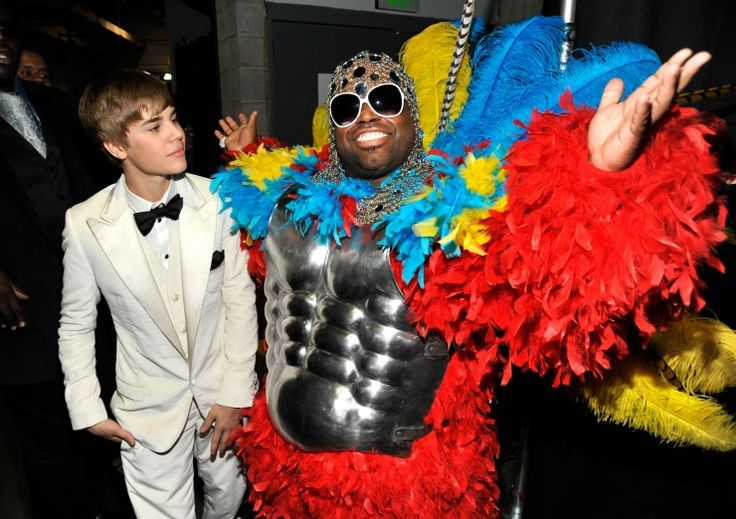 Justin Bieber And Cee Lo Green | GRAMMY.comCees Lo, Resplendent Cees, Music Artists, Lo Green At