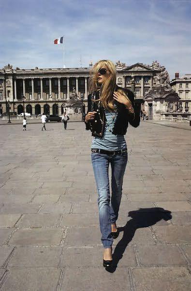Toute Allure Carmen Kass Vogue Paris-2