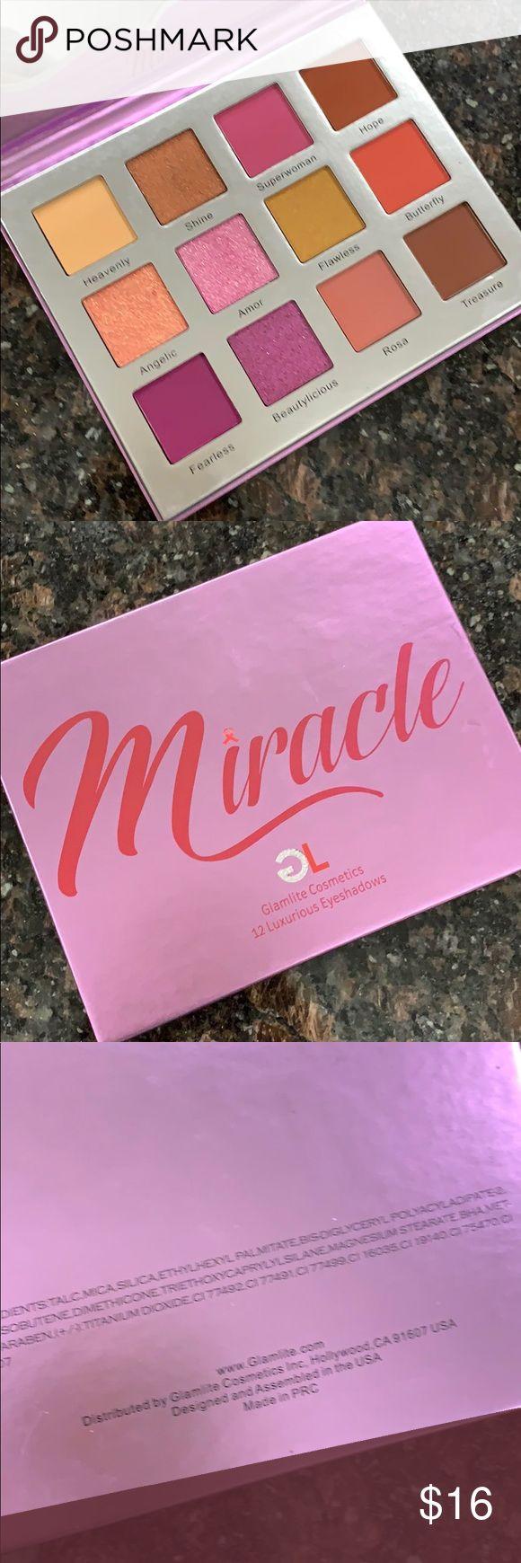 GlamLite Miracle Palette (BRAND NEW) Brand new, never