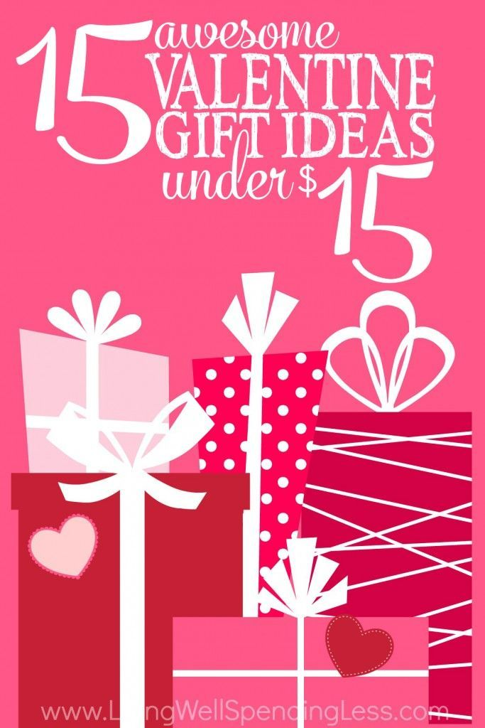 15 awesome valentine's day gifts under $15!