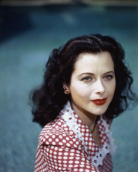 Hedy Lamarr Fotos - Hedy Lamarr Fotoğrafları - Hedy Lamarr Resimleri  - Yabanci Ünlü jpeg Resimleri - Efsane1turk Board
