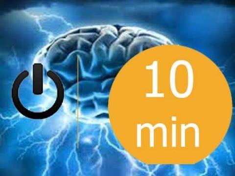 Como RESETAR o Cérebro Em 10 Minutos