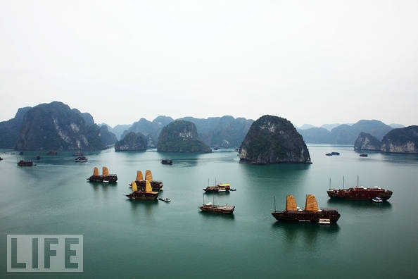 Vietnam - my mom has been here, can't wait to go!