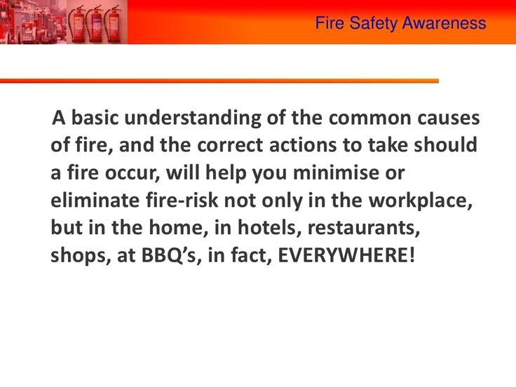 Best Fire Risk Assessment Images On   Fire Risk