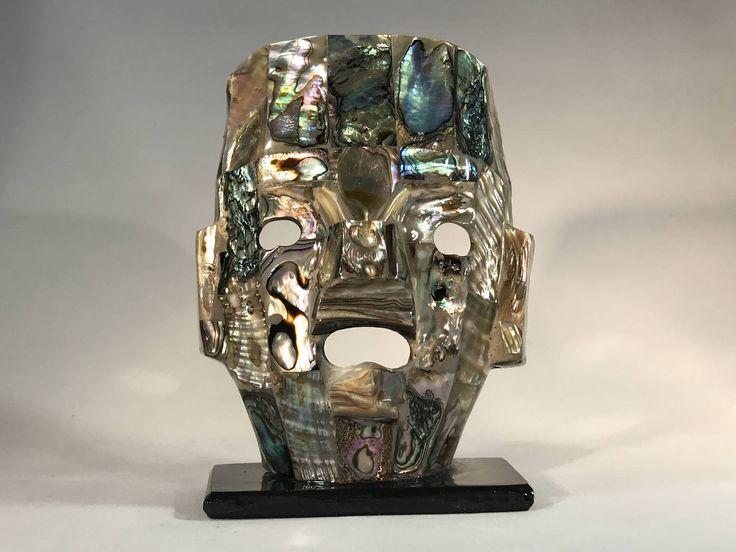 """Mexican Mask """"Tezcatlipoca"""""""