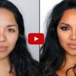 Maquillaje para trigueñas, porque las latinas podemos tener la piel morena
