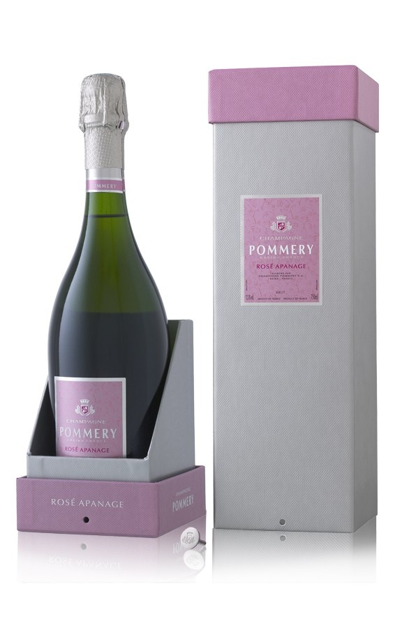 Pommery, Rose Apanage NV