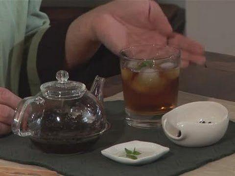 How To Make An Iced Lychee Tea