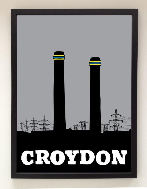 London Series Croydon by ArtStalker