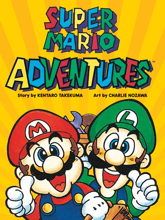 Viz Media Announces Super Mario Twilight Princess Comics  Viz Media recently revealed that it has the publishing rights for the Super Mario Adventures comic and The Legend of Zelda: Twilight Princess manga now rolling out in Japan.   Source: Viz Media  The Super Mario comic Viz has acquired is the long-out-of-print Super Mario Adventures -- written by Kentaro Takekuma and drawn by Charlie Nozawa. This comic starring our favorite super plumbers originally ran in 1992 and 1993 issues of…