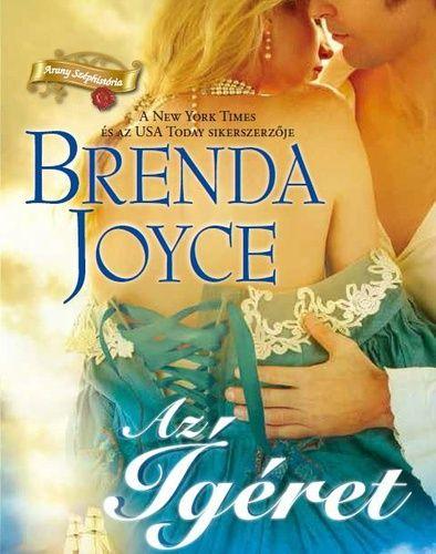 (27) Az ígéret · Brenda Joyce · Könyv · Moly