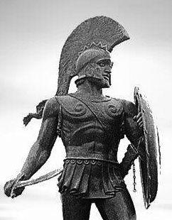 LEONIDA | Le forze della Lega rimasero sul posto pochi giorni. Infatti ...