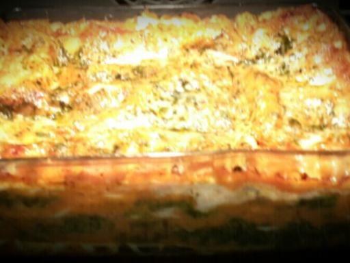 Lasagnes au poisson ;  pescetarian ;