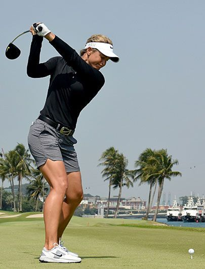 Improve your golf game with these 10 tips from the LPGA!