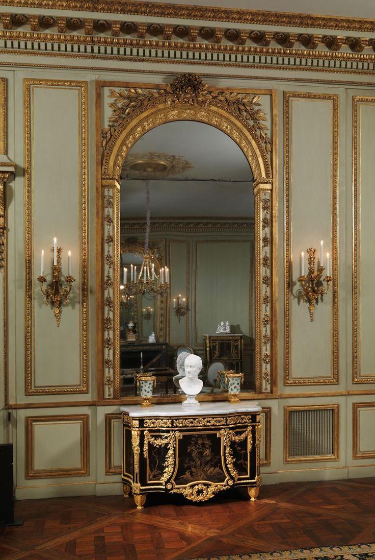 Luxury Hotel Room Design: Grand Salon From The Hôtel De Tessé, Paris, Made By